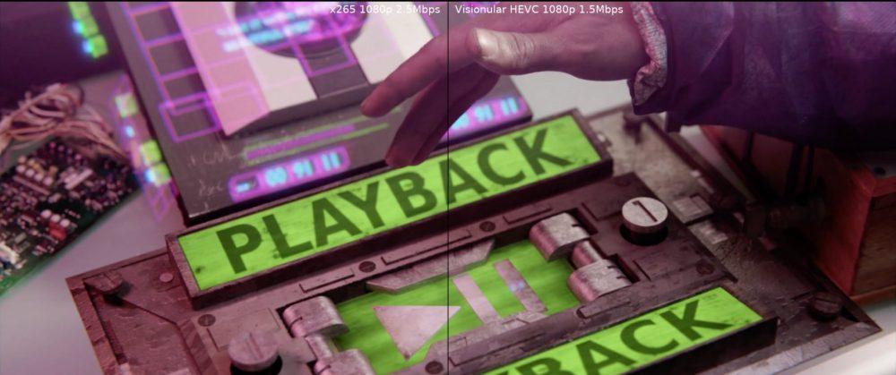 visionular auroracloud transcoder